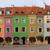 средневековых · домах · Польша · улице · ведущий · центральный - Сток-фото © neirfy