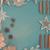 zarif · Noel · mavi · dekorasyon · dalga - stok fotoğraf © neirfy
