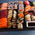 палочки · для · еды · лосося · сашими · продовольствие - Сток-фото © neirfy