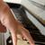 рук · молодые · музыканта · ключами · фортепиано - Сток-фото © neirfy