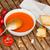 frescos · albahaca · pepino · verano · tomate · cocina - foto stock © neirfy