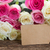 roses · note · carte · mères · jour · vintage - photo stock © neirfy