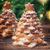 karácsony · háttér · hó · fa · léggömbök · absztrakt - stock fotó © neirfy