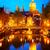gece · şehir · Amsterdam · Hollanda · daire - stok fotoğraf © neirfy