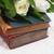 vieux · classique · livre · rouge - photo stock © neirfy