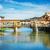 eski · köprü · Floransa · Toskana · İtalya · su - stok fotoğraf © neirfy