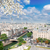 panoráma · Párizs · Franciaország · Eiffel-torony · madarak · szem - stock fotó © neirfy