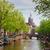 kerk · Amsterdam · holland · oude · binnenstad · kanaal · boom - stockfoto © neirfy