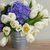 белый · Purple · Полевые · цветы · изображение · солнце · облака - Сток-фото © neirfy