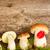 森林 · キノコ · 黄色 · 葉 · 食用 - ストックフォト © neirfy