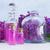 lilac essence vials stock photo © neirfy