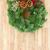 christmas wreath with cones stock photo © neirfy