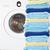 colorido · doblado · lavandería · textura - foto stock © neirfy