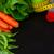 frescos · saludable · ensalada · tomates · mozzarella · cinta · métrica - foto stock © neirfy