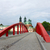 jordan bridge poznan poland stock photo © neirfy