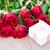 mooie · rozen · geschenkdoos · harten · romantische · geschenk - stockfoto © neirfy