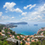 szép · Franciaország · mediterrán · tengerpart · tenger · víz - stock fotó © neirfy
