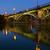 橋 · 川 · アンダルシア · スペイン · 水 · 建物 - ストックフォト © neirfy