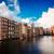 典型的な · オランダ語 · 住宅 · 水 · 晴れた · 春 - ストックフォト © neirfy