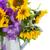 napraforgók · virágcserép · gyönyörű · virágcsokor · izolált · fehér - stock fotó © neirfy