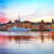 Skyline · Стокгольм · Швеция · ночь · старый · город · закат - Сток-фото © neirfy