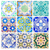antique tiles of sintra stock photo © neirfy