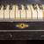 old piano keyboard stock photo © neirfy