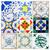 antique tiles of lisbon stock photo © neirfy