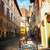 street in old town florence italy stock photo © neirfy