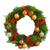 zöld · fenyő · ág · fehér · díszítések · karácsony - stock fotó © neirfy