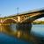 rivier · verona · brug · beroemd · mijlpaal - stockfoto © neirfy