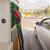 renkli · yakıt · üç · pompa · benzin · istasyonu · mavi - stok fotoğraf © neirfy