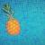 ananas · water · Blauw · natuur · vruchten · drinken - stockfoto © neirfy