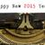 év · 2015 · klasszikus · fém · új · év - stock fotó © neirfy