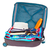 オープン · 青 · スーツケース · 孤立した · 白 · テクスチャ - ストックフォト © neirfy