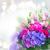 niebieski · kwiat - zdjęcia stock © neirfy