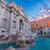 фонтан · Рим · Италия · Восход · свет · небе - Сток-фото © neirfy