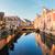 ciudad · paisaje · urbano · imagen · centro · de · la · ciudad · flores · calle - foto stock © neirfy