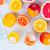 színes · jég · italok · műanyag · csészék · üveg - stock fotó © neirfy