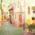 Frankrijk · hart · wijngaard · weg · wijn · kerk - stockfoto © neirfy