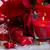 Rood · christmas · kaars · decoraties · sterren - stockfoto © neirfy