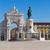 boog · Lissabon · Portugal · commerce · vierkante · retro - stockfoto © neirfy