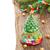 Natale · evergreen · albero · legno · confine · isolato - foto d'archivio © neirfy