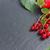 fresa · placa · blanco · frutas - foto stock © neirfy