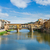 ponte santa trinita bridge over the arno river florence stock photo © neirfy