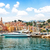 menton embankment france stock photo © neirfy