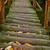 görmek · ahşap · köprü · dağ · nehir · sonbahar - stok fotoğraf © neirfy