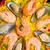 tintahal · sütőtök · édes · paprikák · zöldség · étel - stock fotó © neirfy