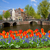 bridges of canal ring old town of amsterdam stock photo © neirfy