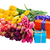 colorful tulips and gift boxes stock photo © neirfy